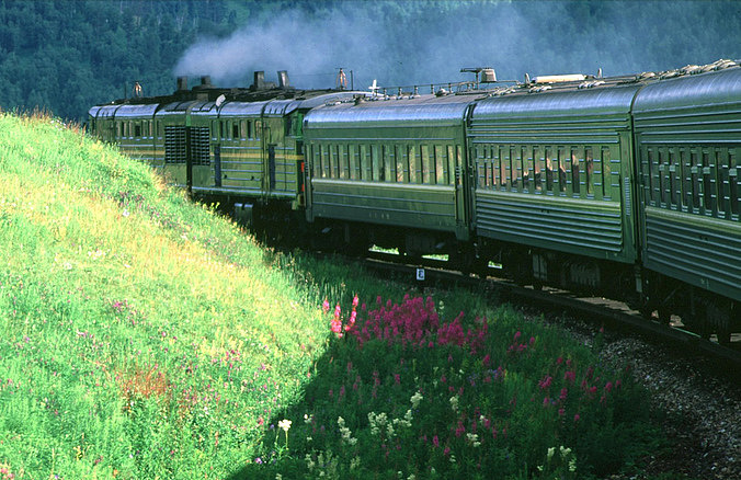 Luxury Golden Eagle Railway Journeys