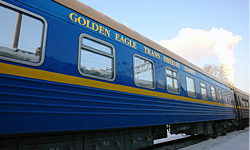 Trans-Siberian Winter Railway Tour