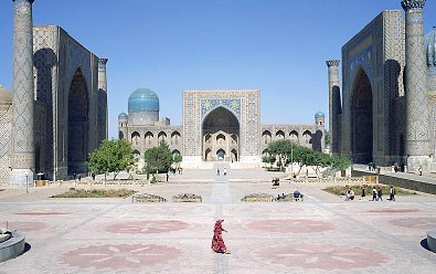 samarkand taste of silk road