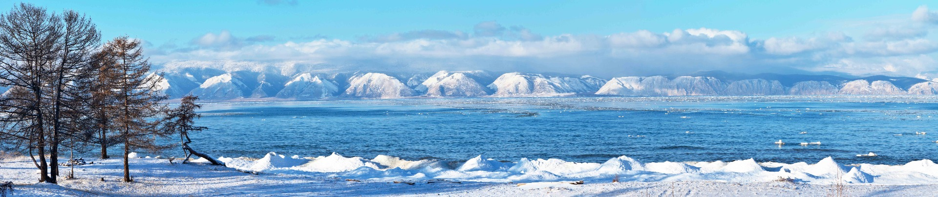 Christmas Holidays at Lake Baikal