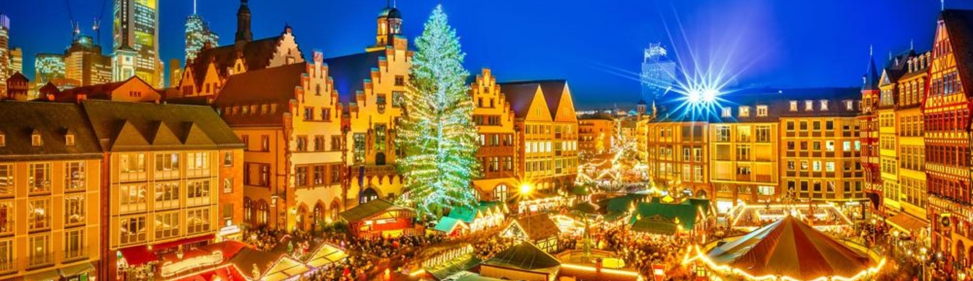 Christmas markets and New Year river cruise