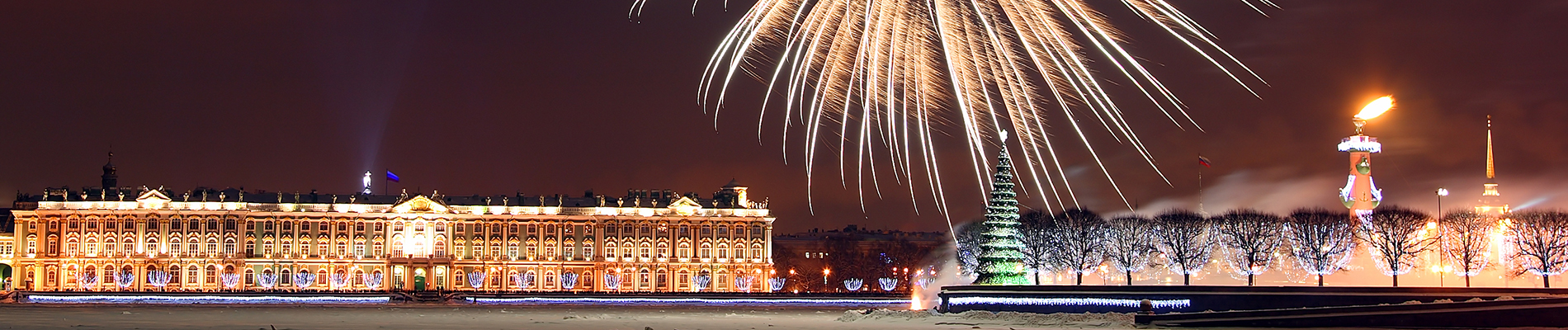 5* New Year in St Petersburg
