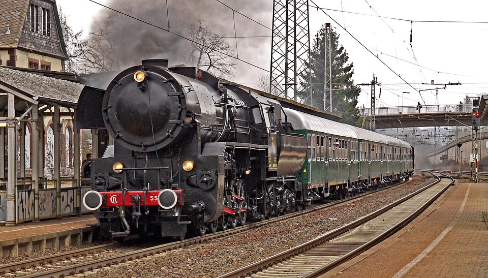10 interesting facts about Russian trains