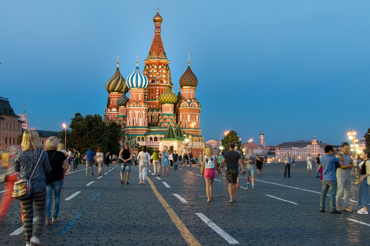 moscow group tour
