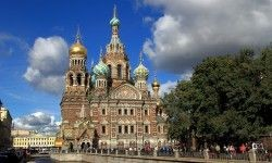 Church of Our Saviour on Spilled Blood (add to the city tour)