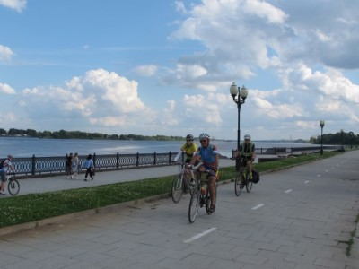 Between Moscow & St Petersburg Cycling Tour