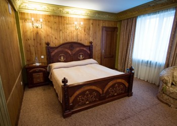 "Hotel ""The Legend of Baikal"""