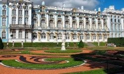 Catherine Palace (The Summer Palace in Pushkin)