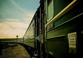 Classic Trans-Siberian Journey by Public Trains