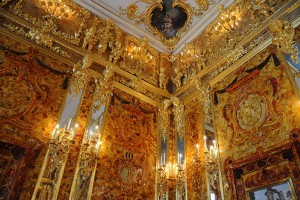 Catherine Palace & Amber Room