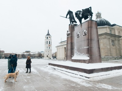 New Year Highlights of the Baltic States