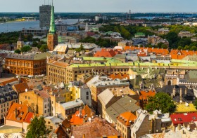 Baltics, Helsinki & St Petersburg - from Riga