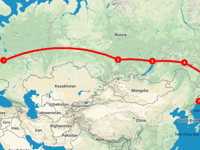 BAM Trans Siberian on a budget