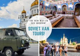 Experience Moscow the fun way!