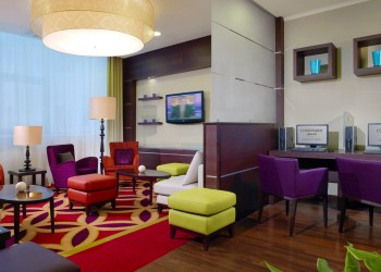 Courtyard by Marriott Irkutsk City Centre
