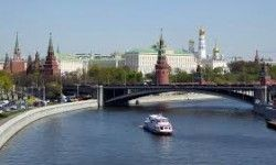 Mini - Cruise on the Moscow river