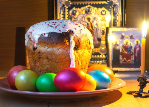 Orthodox Easter Day, Religious holiday