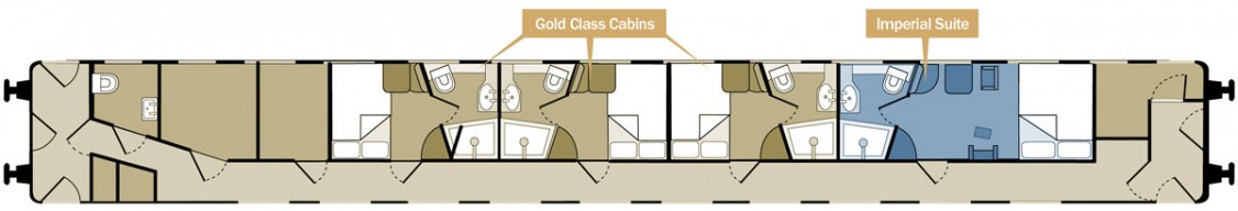 Arctic Explorer Golden Eagle Luxury Express
