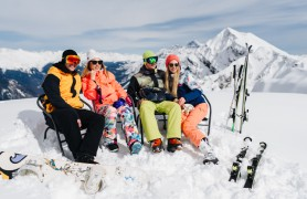 Exciting skiing holiday for the whole family in Sochi