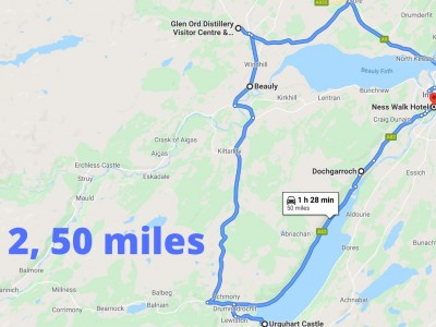 UK Self Drive Scottish Highlands Tour