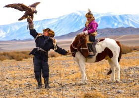 Golden Eagle Trans-Mongolian & the Naadam Festival