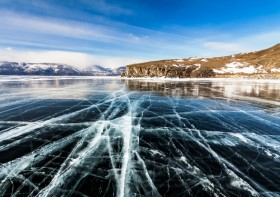 Lake Baikal New Year Break