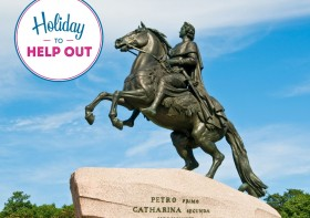 History Tour Peter the Great