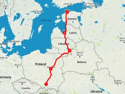 Baltics and Poland:City Life and Nature in 13 Days