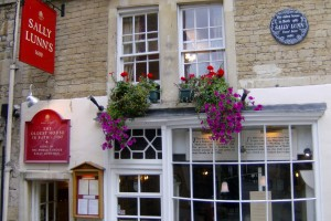 Sally Lunn House