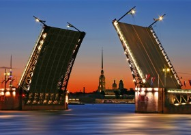 What to expect from St Petersburg?
