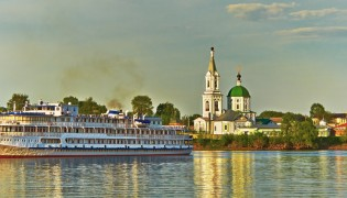 How to choose a Russian River Cruise