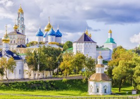 Why visit the Golden Ring of Russia?