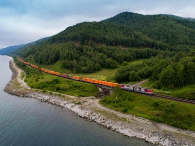 Extended Trans-Siberian Journey by Public Trains