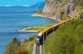 7% OFF Tsar's Gold Trans-Siberian Journey from Moscow to Beijing