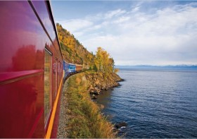 Complete Trans-Siberian Journey by Public Trains Moscow to Vladivostok